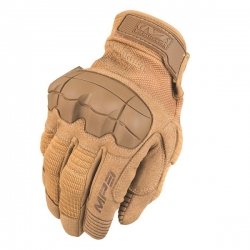 Rukavice MECHANIX M-PACT 3 COYOTE BROWN