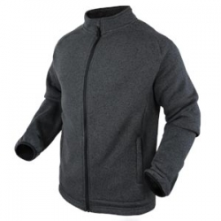 Mikina MATTERHORN fleece GRAPHITE